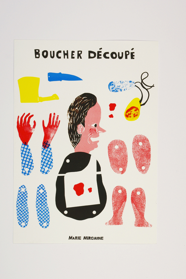 Boucher copie