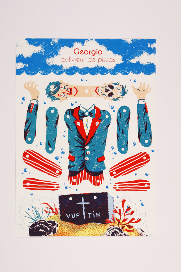 Georgio copie